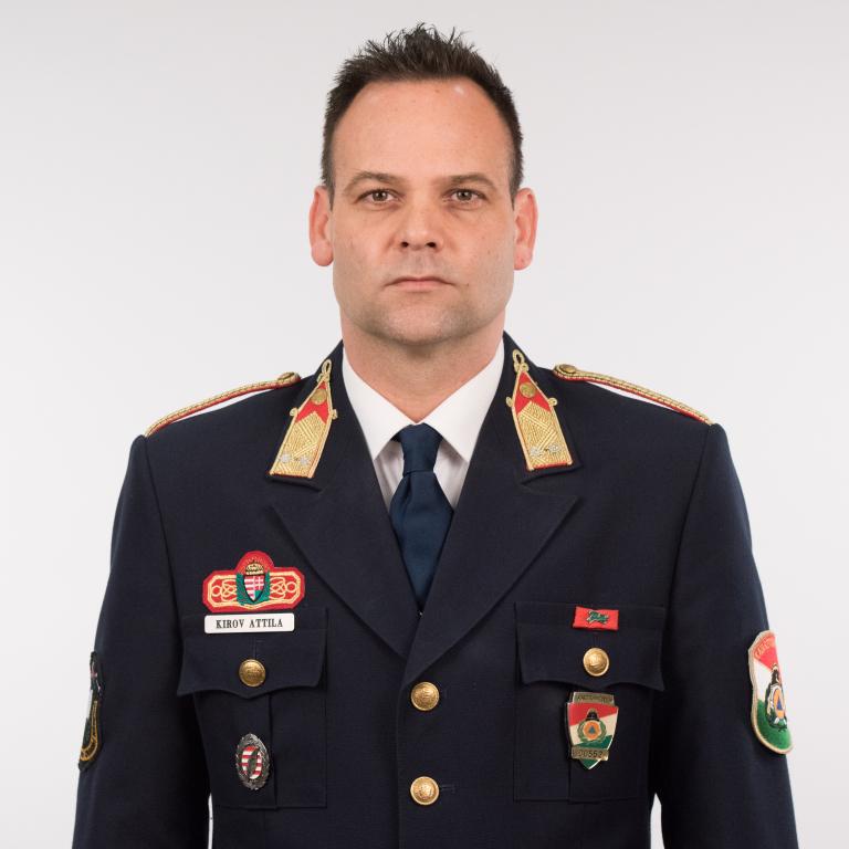 Kirov Attila